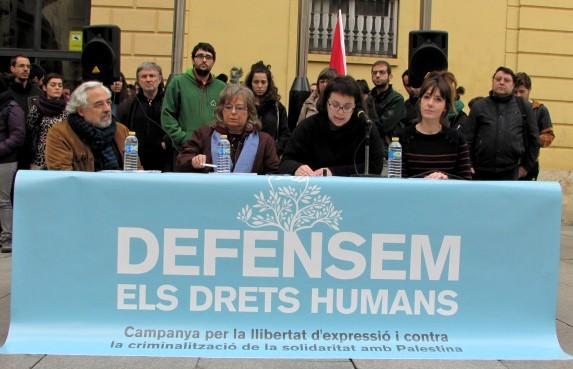 Uhintifada  281:  Inma  Milan:  «Están  utilizando  una  ley  que  debería  perseguir  los  delitos  de  odio  para  criminalizar  a  activistas  por  los  DDHH».