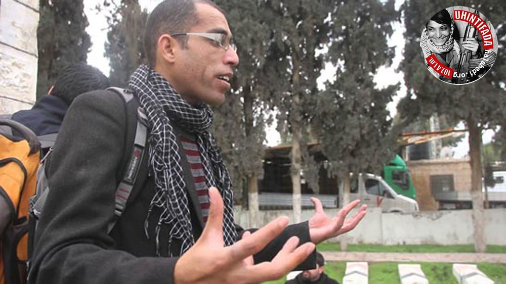 «Basil  defendió  que  la  resistencia  intelectual  y  armada  son  complementarias,  por  eso  lo  ha  matado  Israel,  en  colaboración  con  la  ANP».