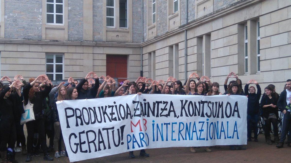 Martxoaren  8a,  feminismoa  zorrozten  jarraitzeko  eguna
