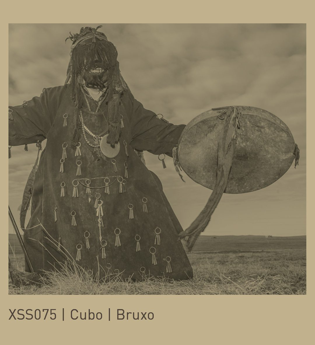 XSS075 | Cubo | Bruxo