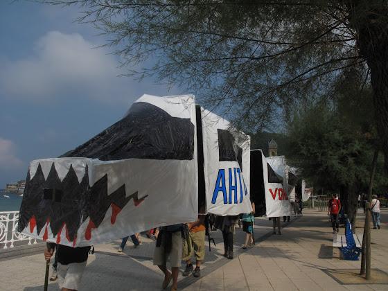 A TODO GAS. 2017/03/08. Noticias, reflexión sobre la linea de alta tensión Gueñes-Itsaso y entrevista a David Hoyos sobre el desastre del TAV