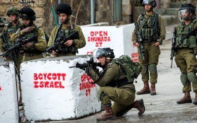 Uhintifada  284:  Abrid  Suhada  street,  una  de  las  caras  más  crueles  del  régimen  de  Apartheid  israelí.