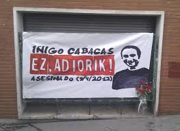 5 años después del asesinato de Iñigo Cabacas se sigue esperando un juicio.