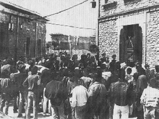 Se  acerca  el  29  aniversario  del  Gaztetxe  de  Gasteiz