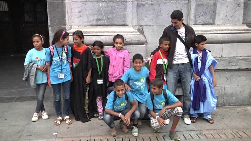 En  marcha  la  campaña  de  acogida  a  niños  saharauis  durante  el  próximo  verano