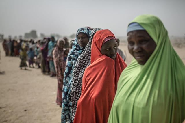 """Pablo Tosco (fotoperiodista): """"En la cuenca del Chad, más allá de los secuestros, la persecución o los saqueos, es el hambre la que se está llevando la vida de miles de personas"""""""