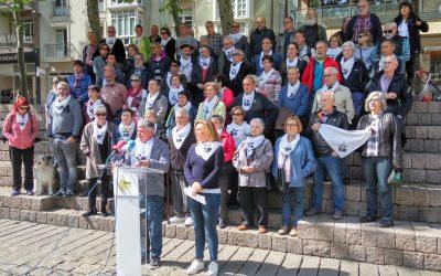 Etxerat critica con dureza las últimas afirmaciones de Madrid y anima a acudir el sábado a Gasteiz