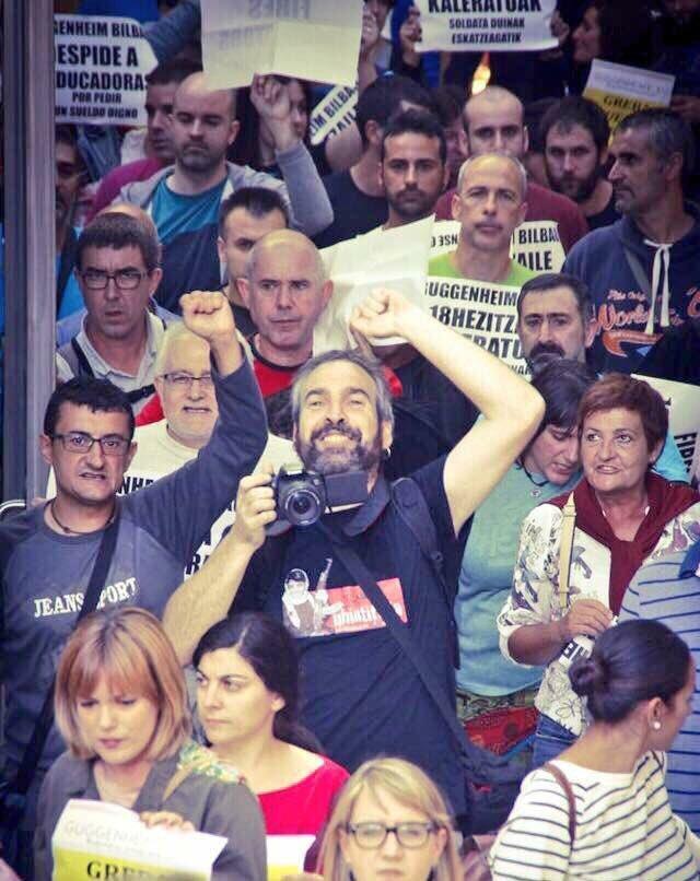 La Audiencia Nacional quiere encarcelar un año a Alfredo Remirez remontándose al año 2009
