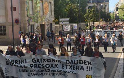 «Vivas  y  en  casa»,  un  grito  unánime  por  la  libertad  de  las  personas  presas  enfermas