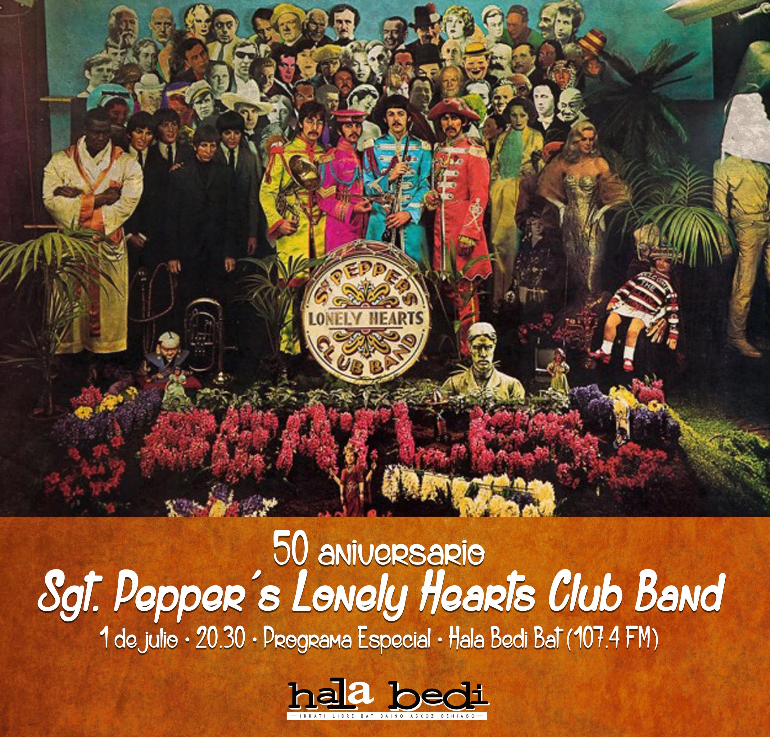 Especial  'Sgt.  Pepper's'  The  Beatles