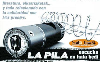 LA PILA: Información y Noticias de la situación de las personas privadas de libertad