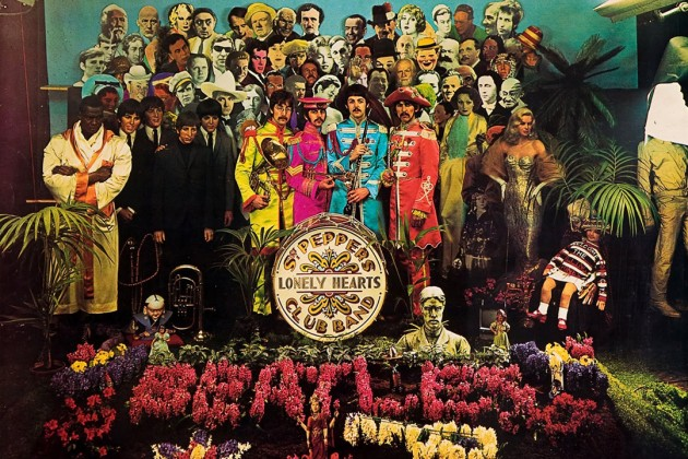 1  de  junio  |  Programa  especial  50  aniversario  de  'Sgt.  Pepper's',  de  The  Beatles