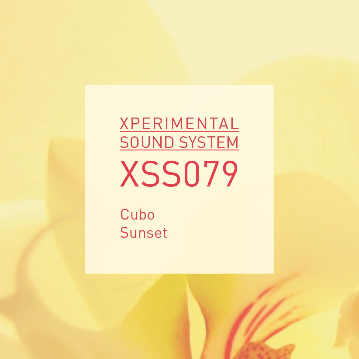 XSS079  |  Cubo  |  Sunset