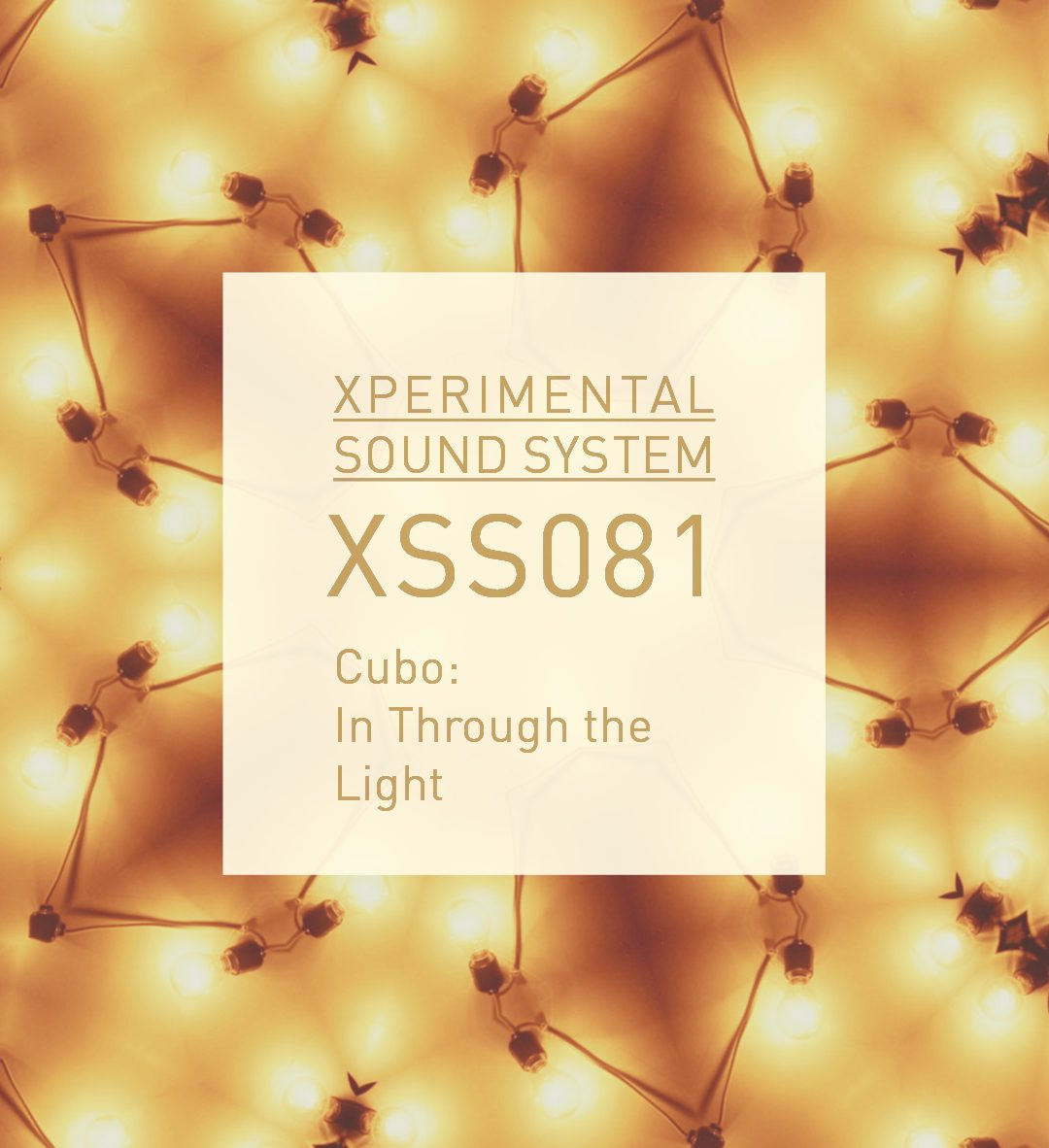 XSS081 | Cubo | In Through the Light