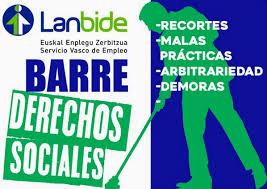 Prestaciones sociales: Lanbide abre un nuevo frente en los pagos/cobros indebidos