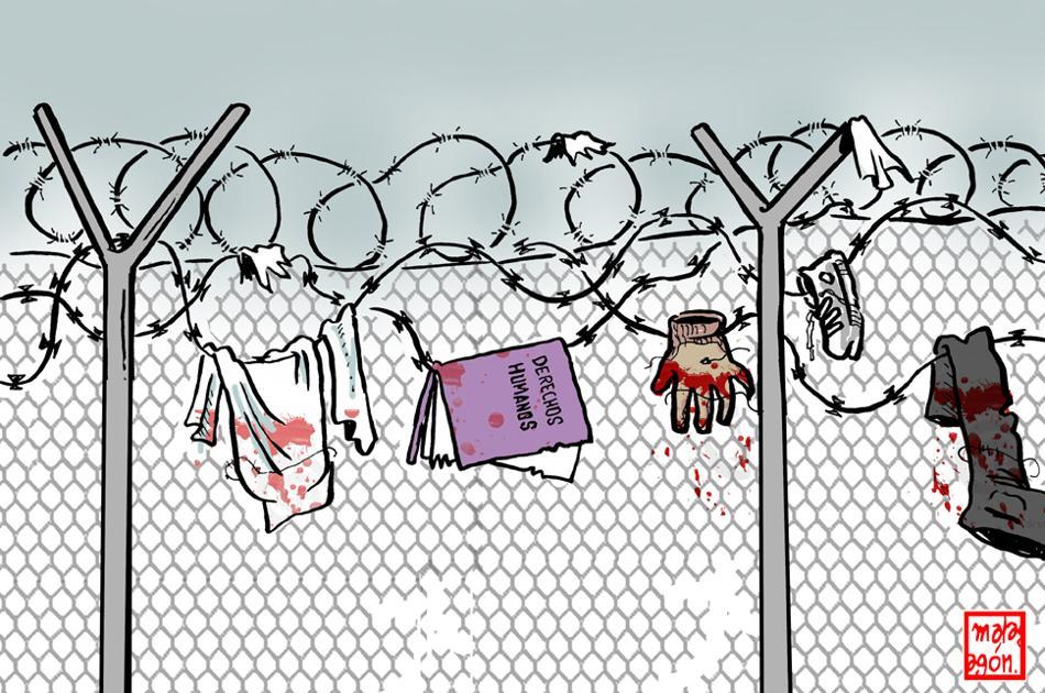"""Agus  (Ongi  Etorri  Errefuxiatuak  Araba):  """"Melilla  es  una  de  las  fronteras  más  violentas"""""""