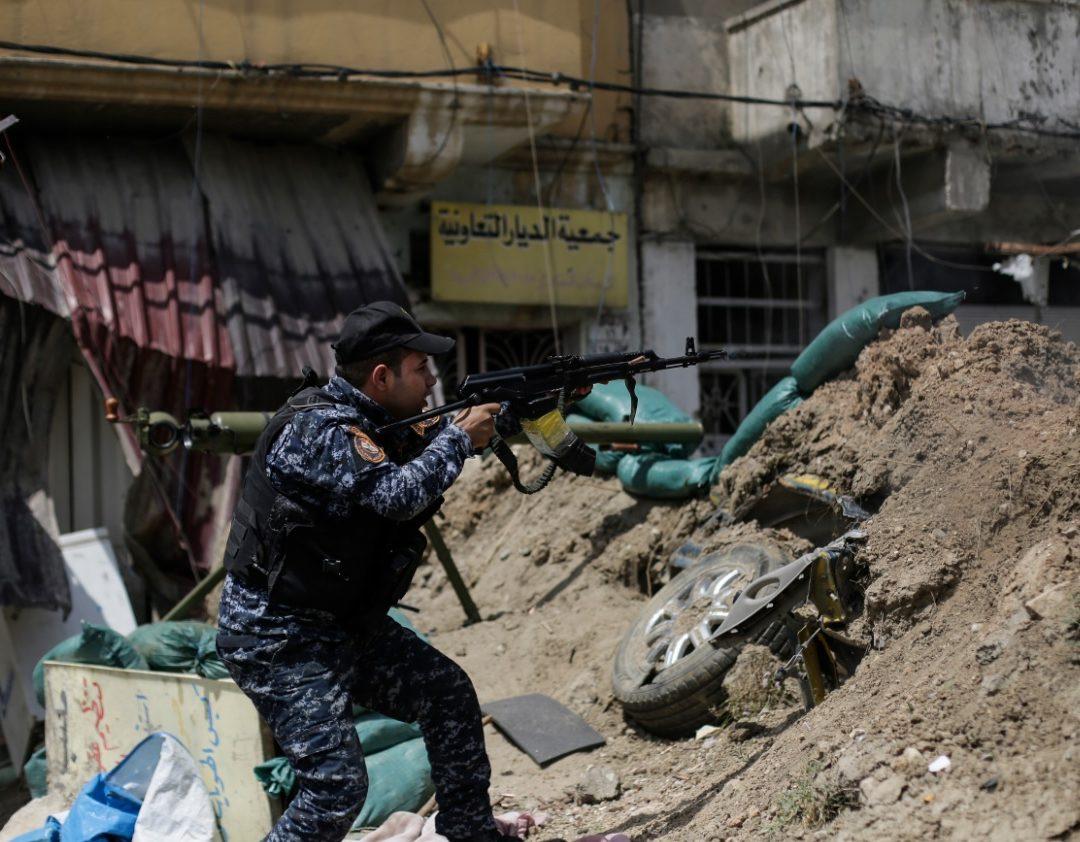 Mosul, ciudad donde supuestamente el ISIS está ya acorralado