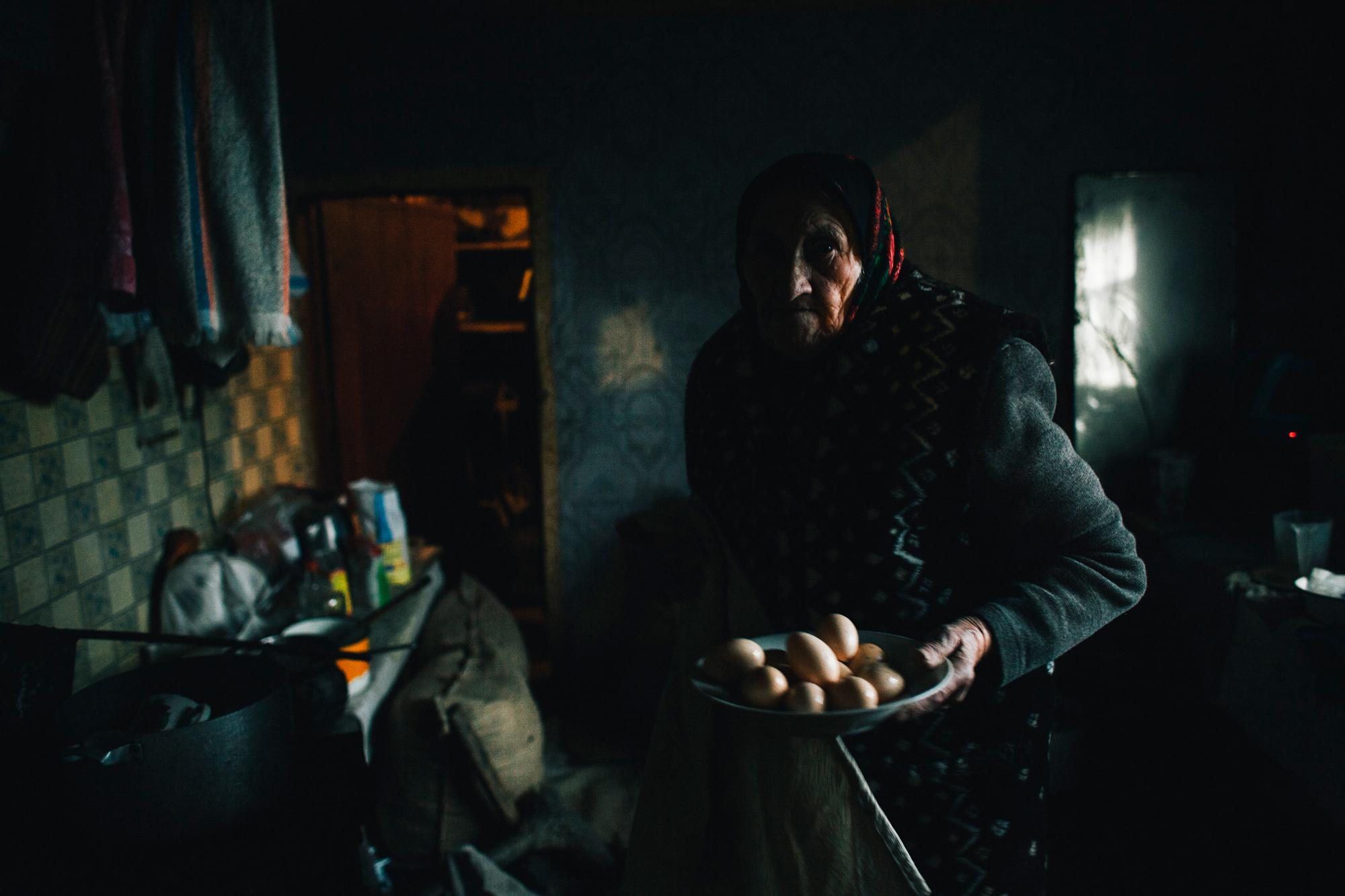 """Raúl Moreno (Fotoperiodista): """"La zona de exclusión de Chernobyl está llena de gente de 70 u 80 años"""""""