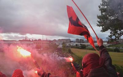 Miles de personas toman las calles de Gasteiz para defender Errekaleor