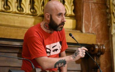 Uhintifada 291: Josep Garganté: «La moción aprobada en Barcelona (de apoyo a los DDHH en Palestina) no satisface las reivindicaciones del BDS, pero puede ser un paso adelante si pasa del papel a la práctica»