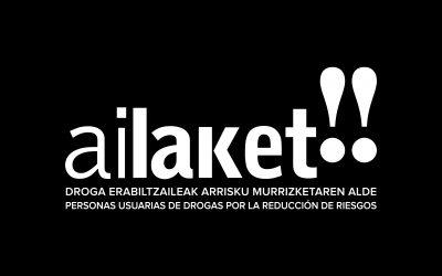"""Leire  Altuna  (AiLaket!!):  """"Udan  Euskal  Herriko  herri  eta  hirietan  egongo  gara  droga  kontsumitzaileei  informazioa  ematen"""""""