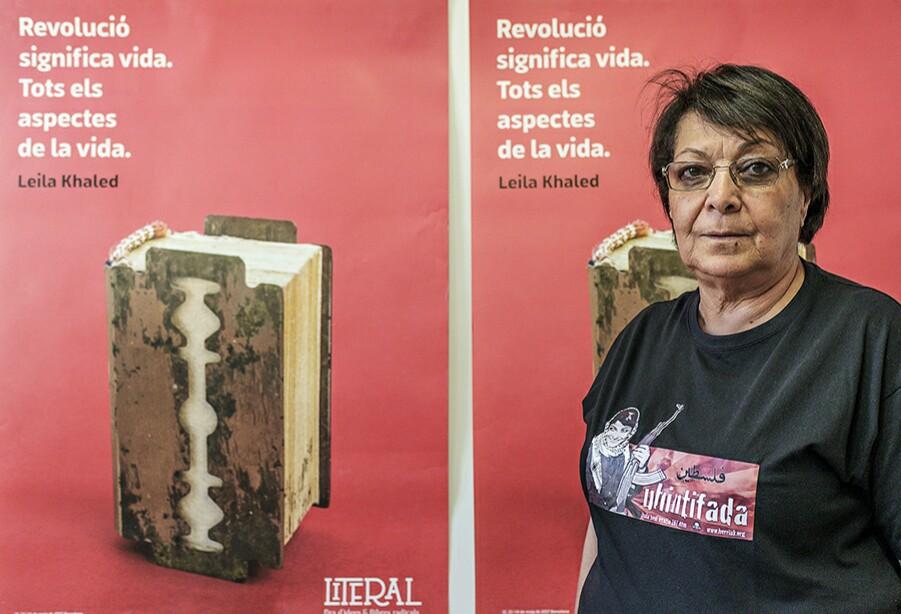 Uhintifada 293: Leila Khaled: «Revolución es vida, en todos los aspectos de la vida»