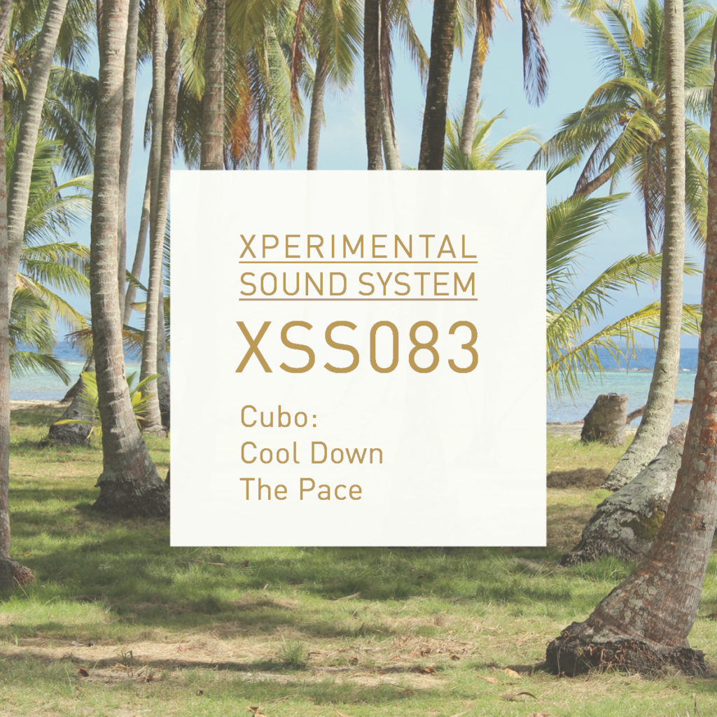 XSS083   Cubo   Cool Down the Pace
