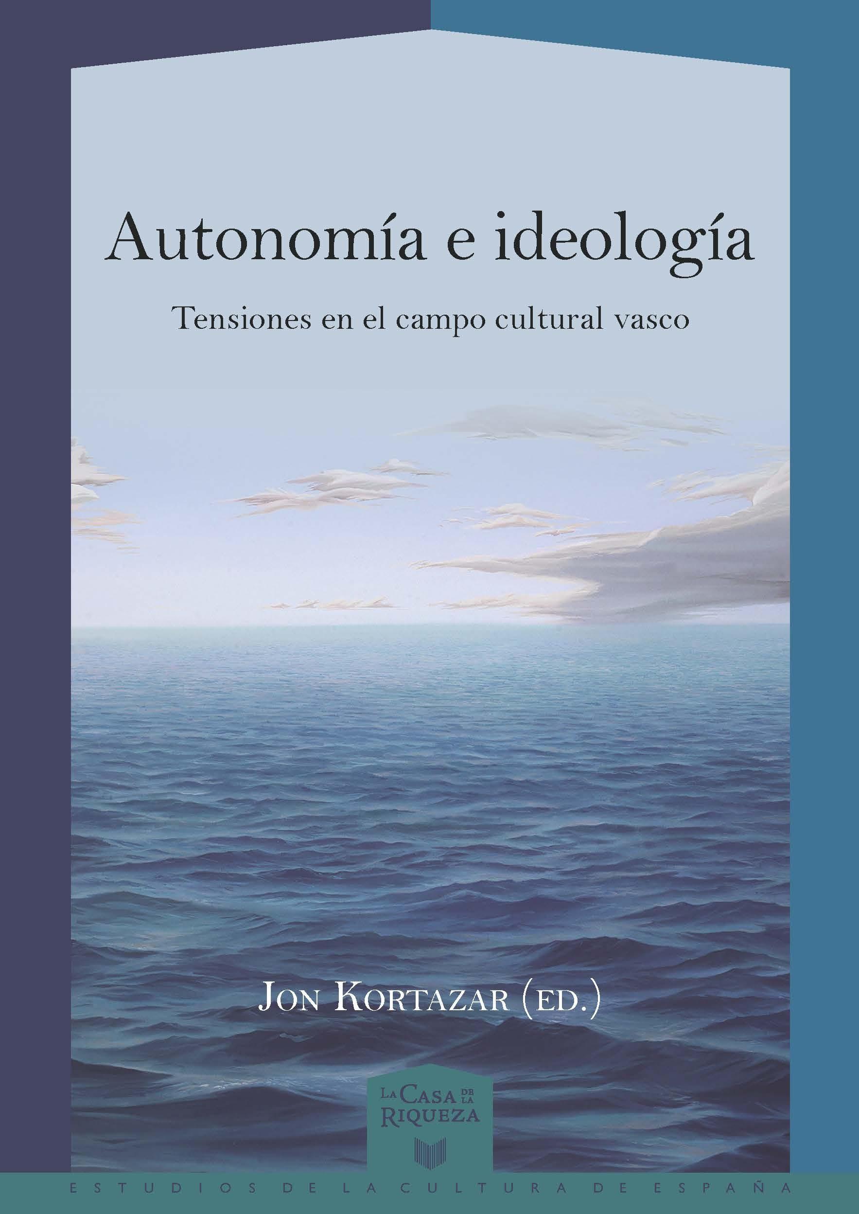 """Jon  Kortazar  (UPV)  :  """"El  signo  cultural  se  verá  afectado  por  quien  ostente  el  poder"""""""