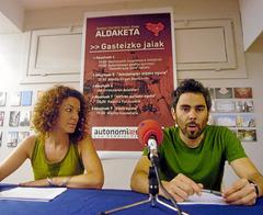 """Ibon  San  Saturnino  (Coordinador  EH  Bildu  Araba):  """"Seguimos  apostando  por  la  Araba  del  cambio  igual  que  hace  2  años"""""""