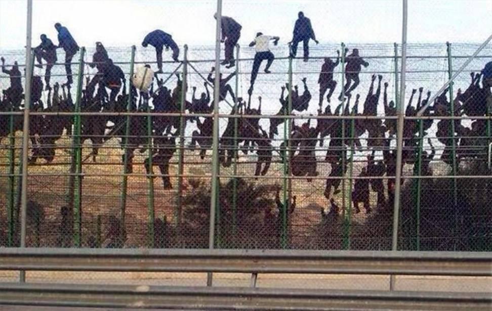 """José Luís Villena: """"La situación en Melilla es de emergencia en cuanto a los solicitantes de asilo"""""""