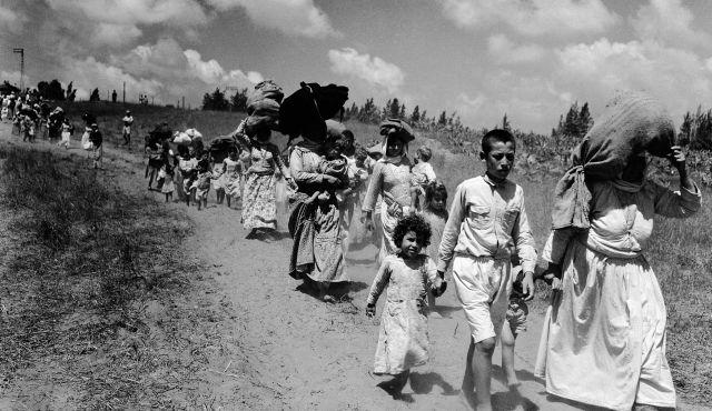 Uhintifada  292:  Teresa  Aranguren:  «La  conmemoración  de  la  Nakba  recuerda  a  Israel  que  Palestina  nunca  estuvo  vacia,  por  eso  lo  quieren  eliminar»
