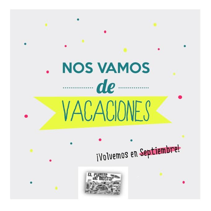 P.91 NOS VAMOS DE VACACIONES