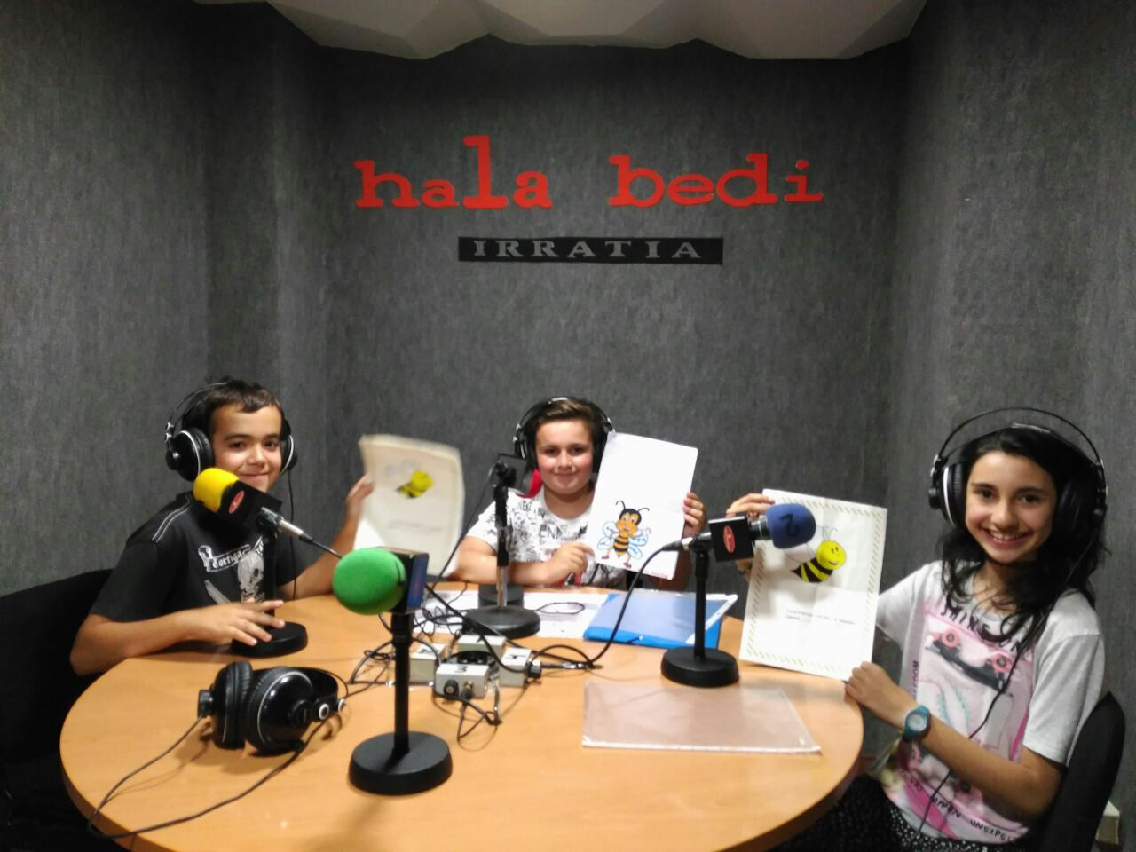 Alai Bedi: Lucia, Arnaitz eta Ander