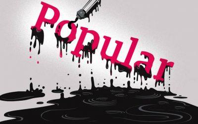 """""""El  Banco  Popular,  el  Opus  Dei,  El  Vaticano  y  el  copón""""  –  Jon  Odriozola-"""