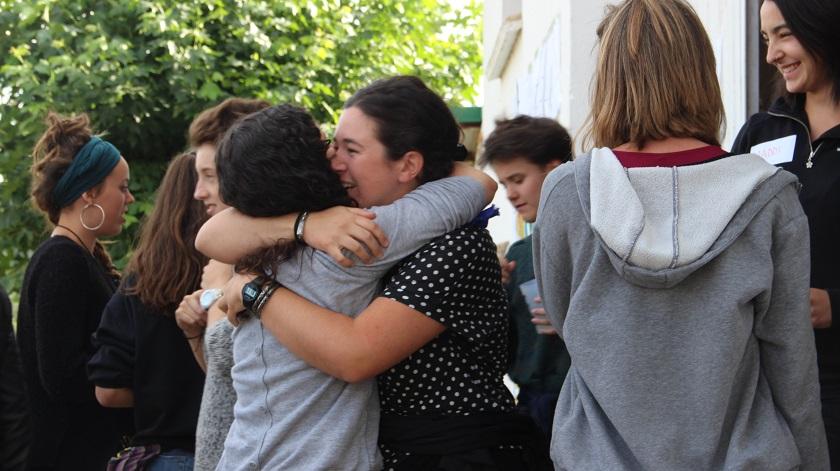Euskal Herriko neska gazteen sarea osatzeari ekin diote Ozaetako Gazte Udaleku Feministetan