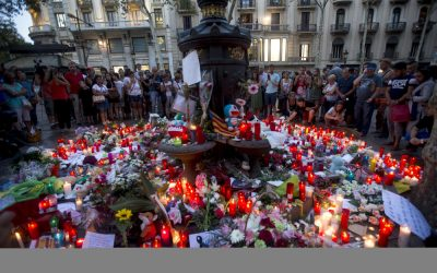 Atentados de Agosto en Cataluña-Imanol Olabarria-