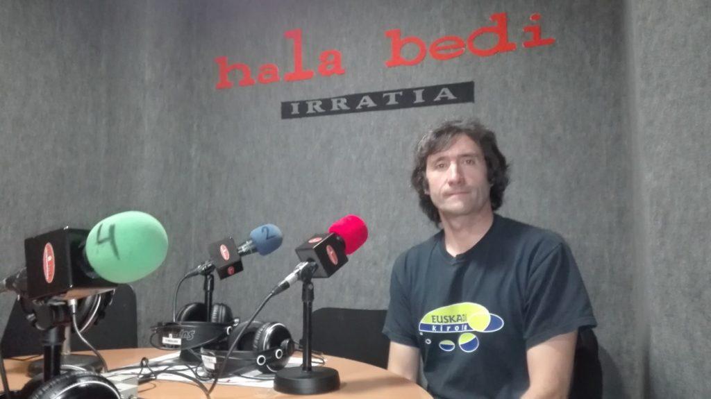 Lagrango euskarazko toponimo eta hitzak bildu ditu Andoni Llosak liburu batean
