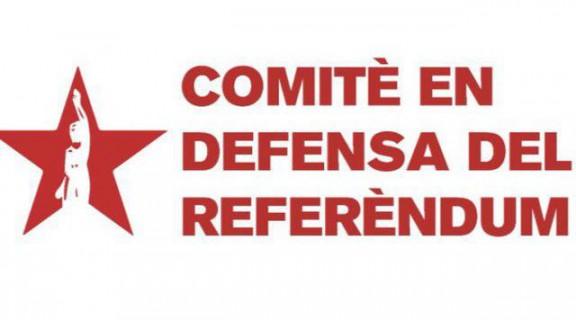 Los CDR pasan a ser comités de defensa de la república