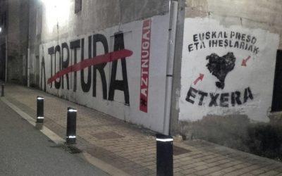 Mural batzuen harira, Otxandioko Udala eta Estatuko delegazioa epaiketara doaz