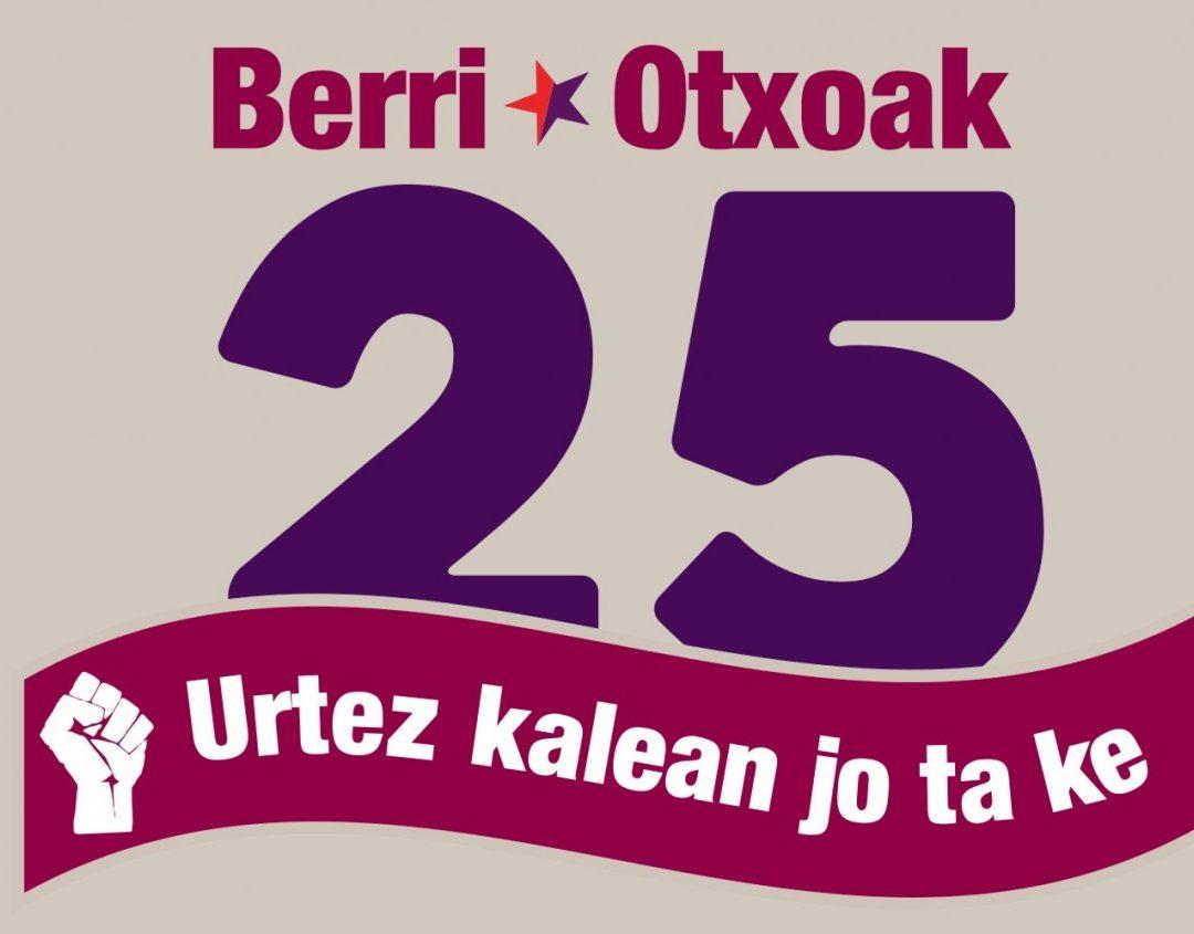 """Isa (Berri-Otxoak): """"La pelea que se vislumbra es la modificación de la Renta de Garantía de Ingresos"""""""