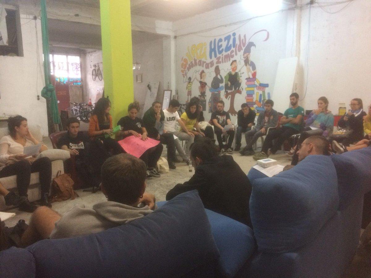 SUmendi Gazte Espazioa barrutik: plan eta antolakuntza berrituak ikasturte hasieran
