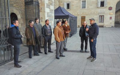 """""""Vitoria, 3 de Marzo"""", la película: seguimiento especial del rodaje"""