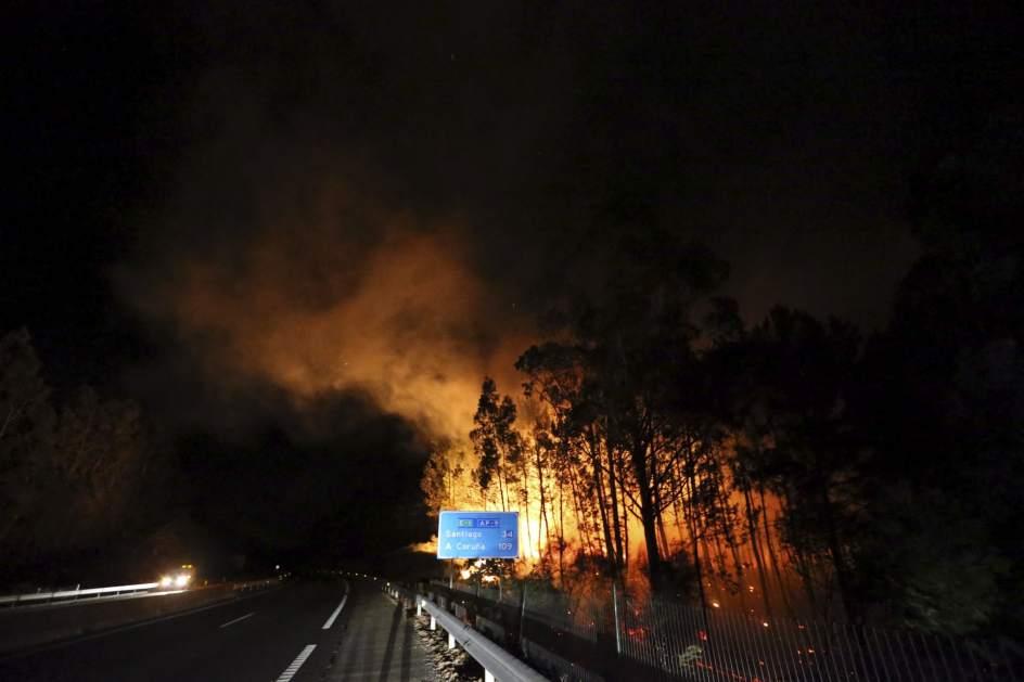 """Xosé M. Pereiro (periodista): """"Estos incendios, cuestionan y cuestionarán la política forestal"""""""