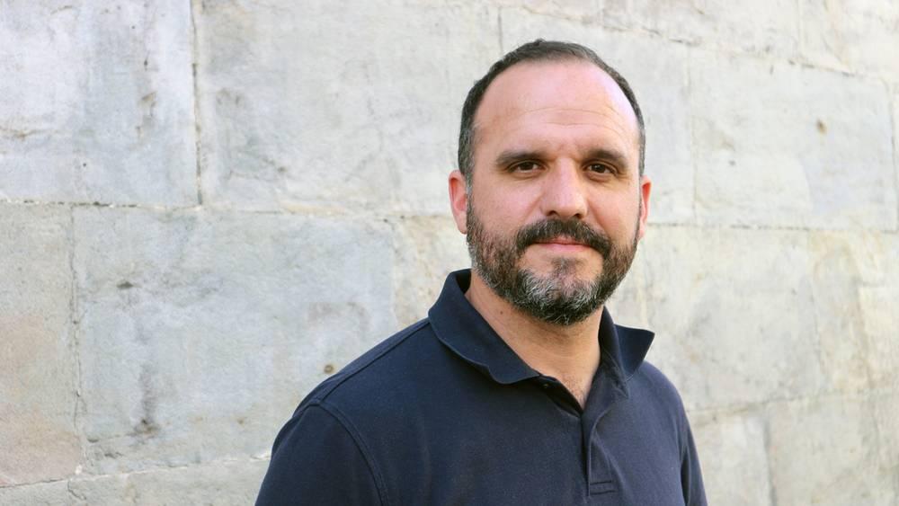 """Miguel Gutierrez-Garitano: """"Iraken komunistak eta faxistak batera ari dira; zoratzekoa da"""""""