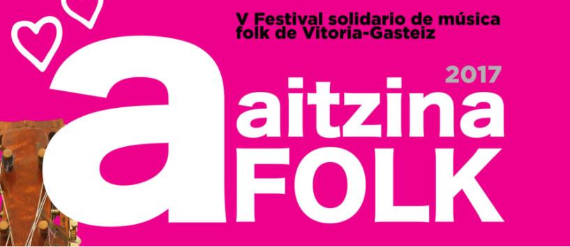 Antzina Folk: Folk y Solidaridad con las personas afectadas por Ataxia Telangiectasia