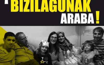 "Virginia Cid(CEAR-Euskadi): ""Animo a una Araba intercultural y plural"""