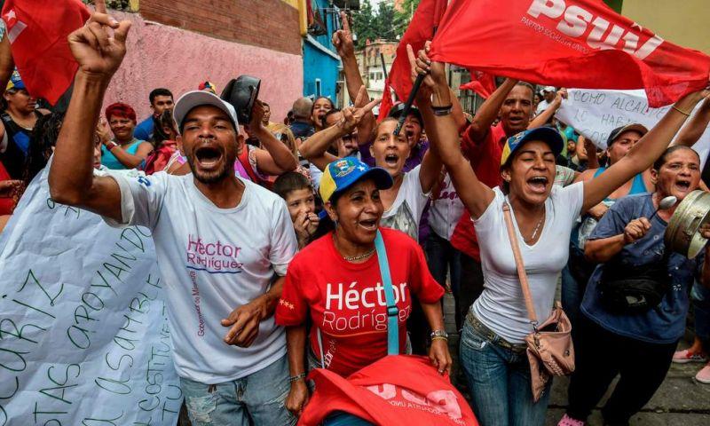 """Mikel Moreno: """"Es un voto de reafirmación de que este país no quiere someterse a los dictados internacionales"""""""