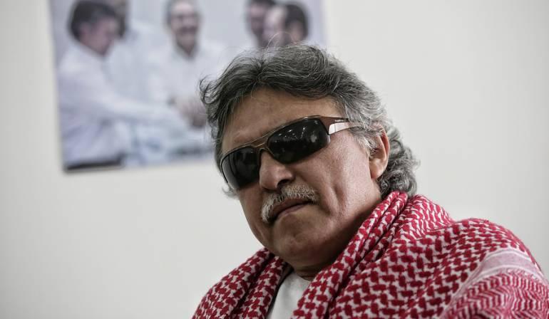 Jesús Santrich: «Es necesaria la lucha en la calle exigiendo el cumplimiento de los acuerdos»
