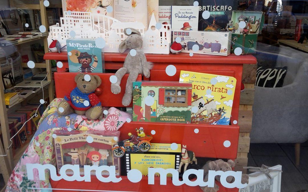 Viaje literario de la mano de Mara-Mara liburuak