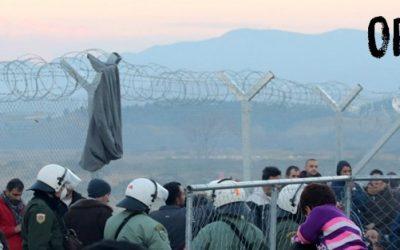 """Open the borders (VergÜEnza)"" -Sc Natzab-"